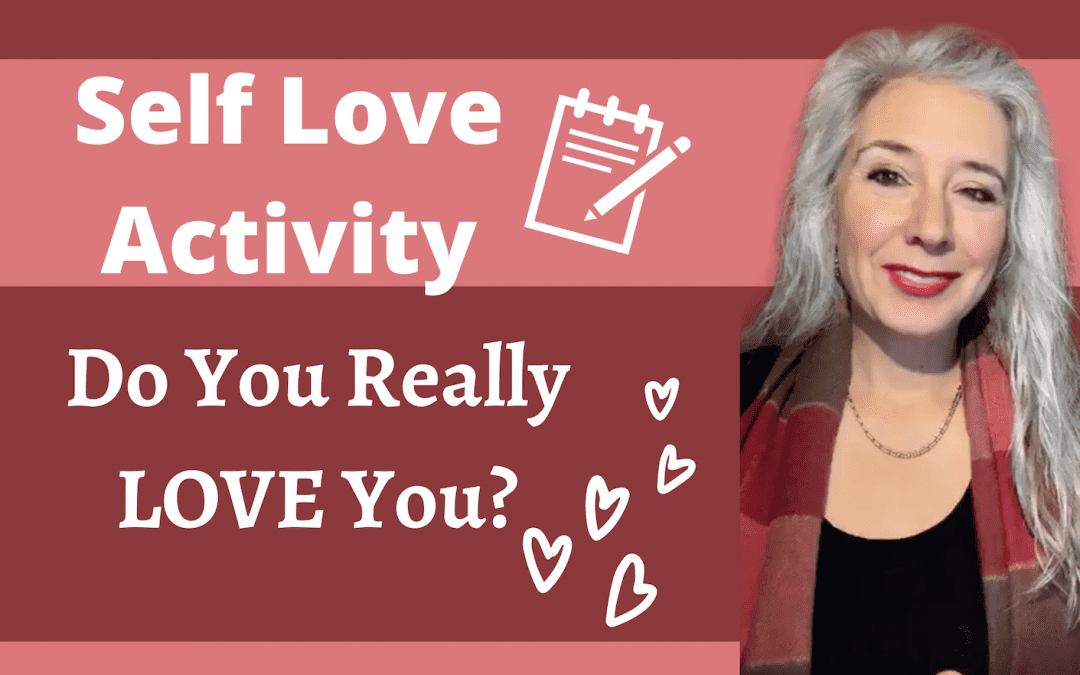 "Powerful ""Self Love"" Activity, Writing Yourself a ""Love Letter""!!"